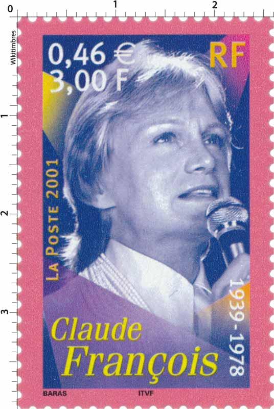 2001 Claude François 1939-1978