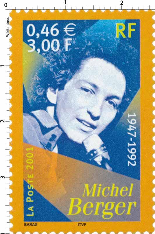 Michel Berger 1947-1992