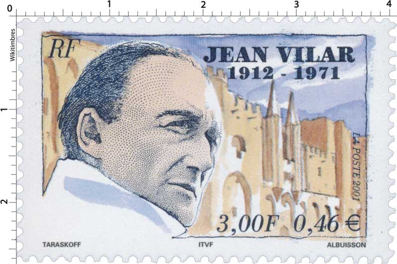 2001 JEAN VILAR 1912-1971
