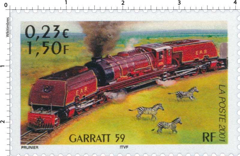 2001 GARRATT 59