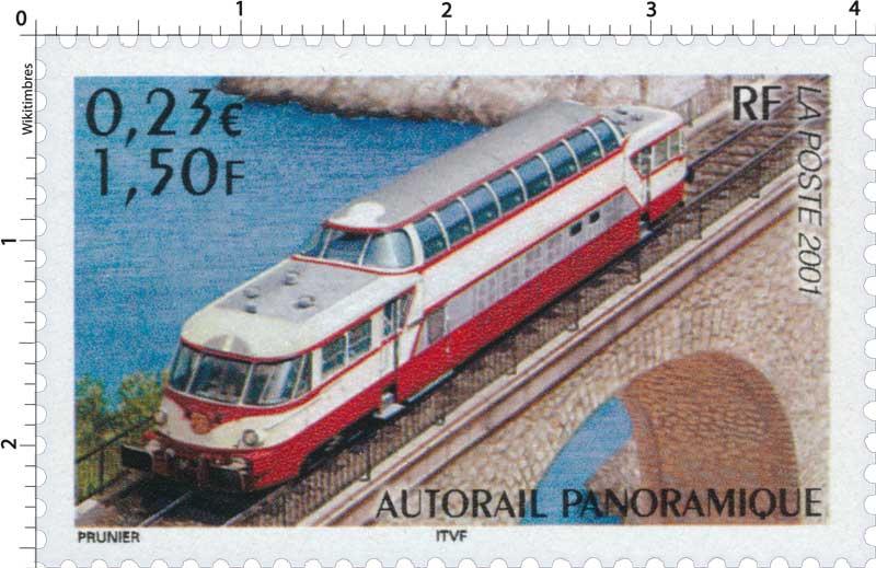 2001 AUTORAIL PANORAMIQUE