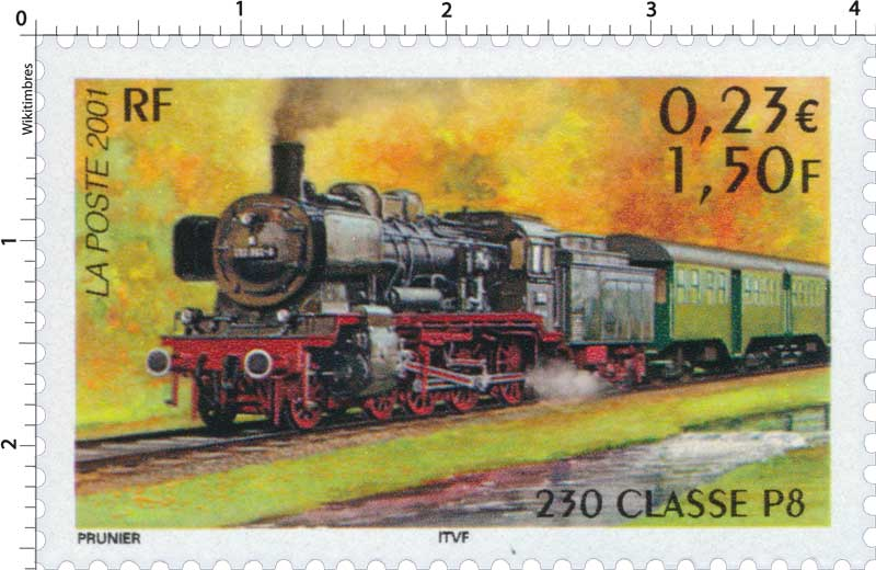2001 230 CLASSE P8