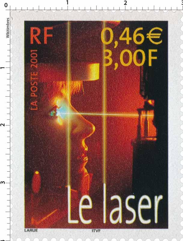 2001 Le laser