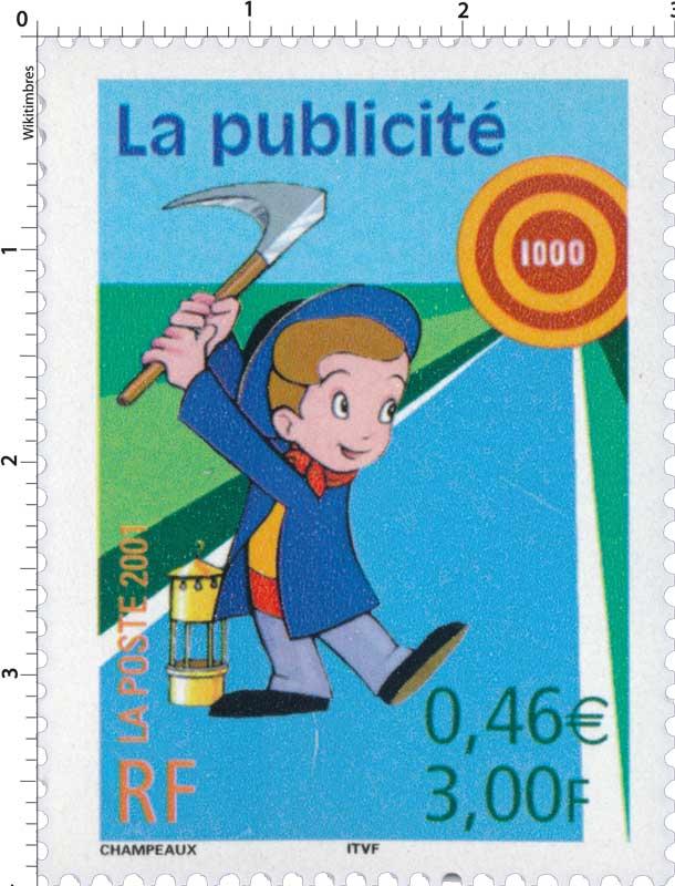 2001 La publicité 1000