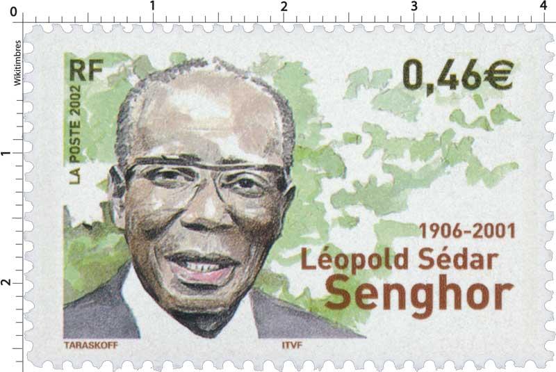 2002 Léopold Sédar Senghor 1906-2001
