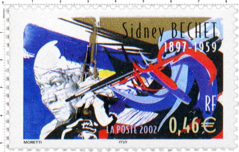 2002 Sidney BECHET 1897-1959