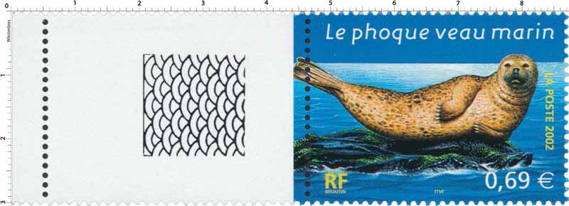 2002 Le phoque veau marin