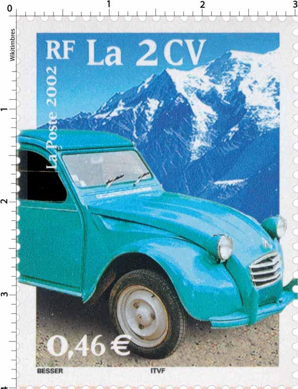 2002 La 2 CV