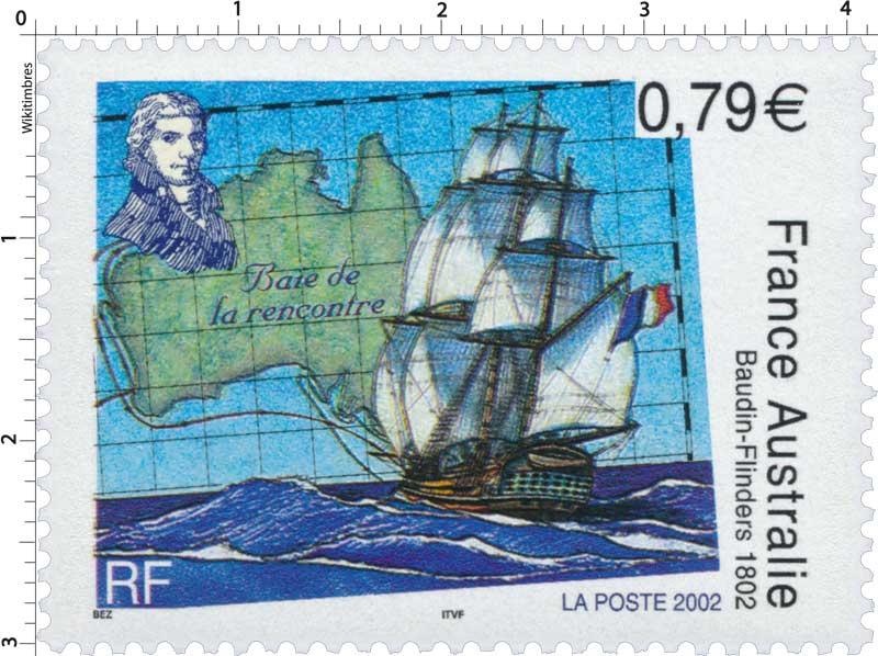 2002 France Australie Baudin-Flinders 1802 Baie de la rencontre