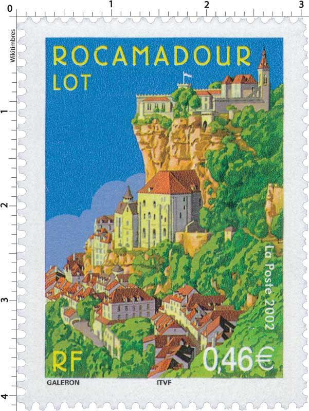 2002 ROCAMADOUR LOT