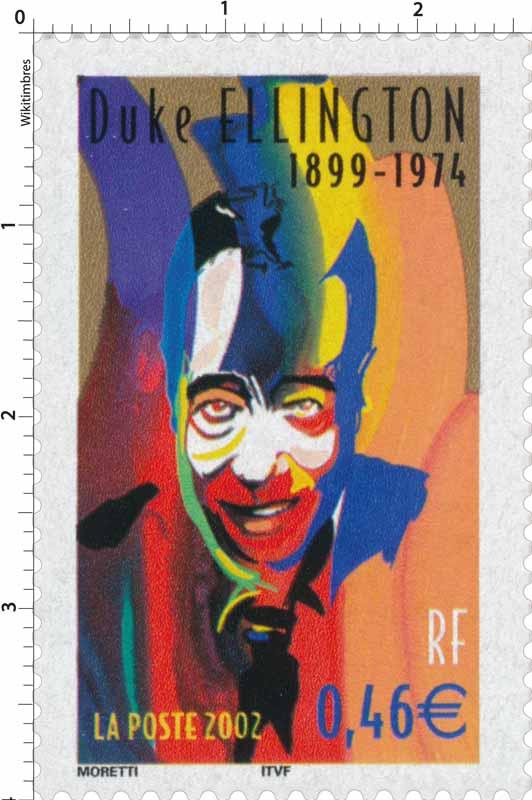 2002 Duke ELLINGTON 1899-1974