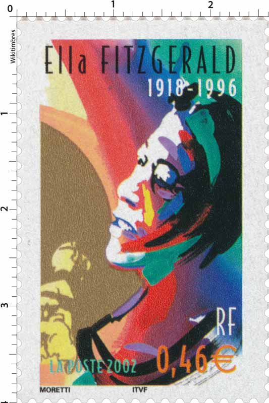 2002 Ella FITZGERALD 1918-1996
