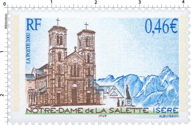 2002 NOTRE-DAME de LA SALETTE ISÈRE