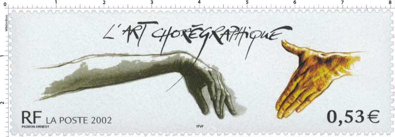 2002 L'ART CHORÉGRAPHIQUE