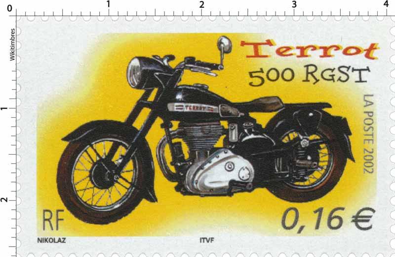 2002 Terrot 500 RGST