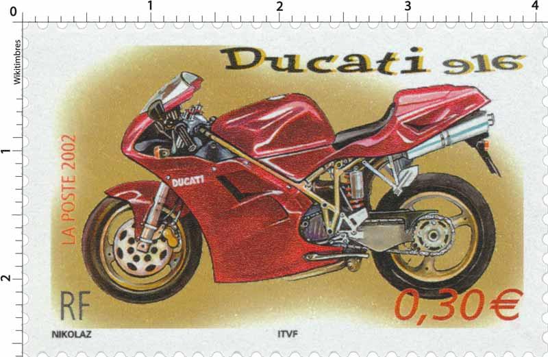 2002 Ducati 916