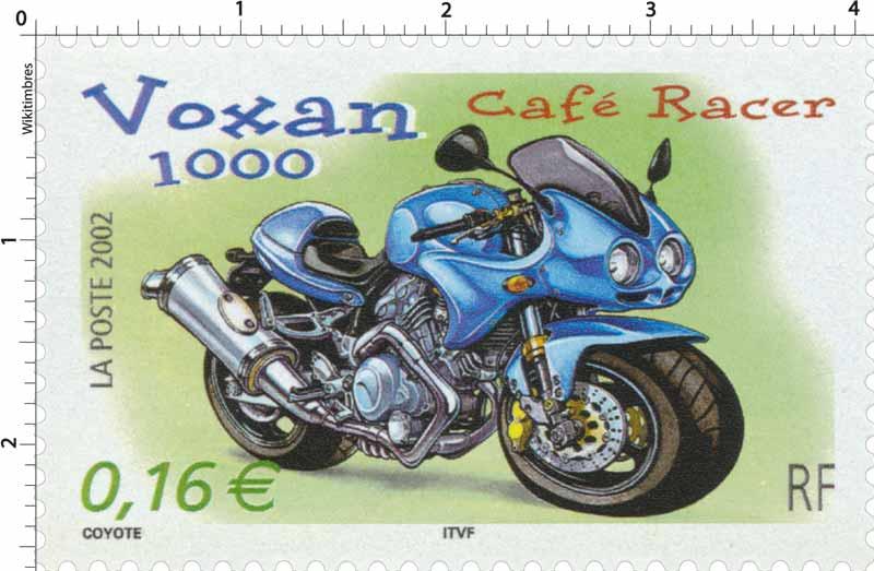 2002 Voxan Café Racer 1000