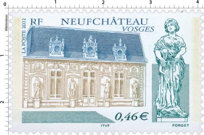 2002 NEUFCHÂTEAU VOSGES