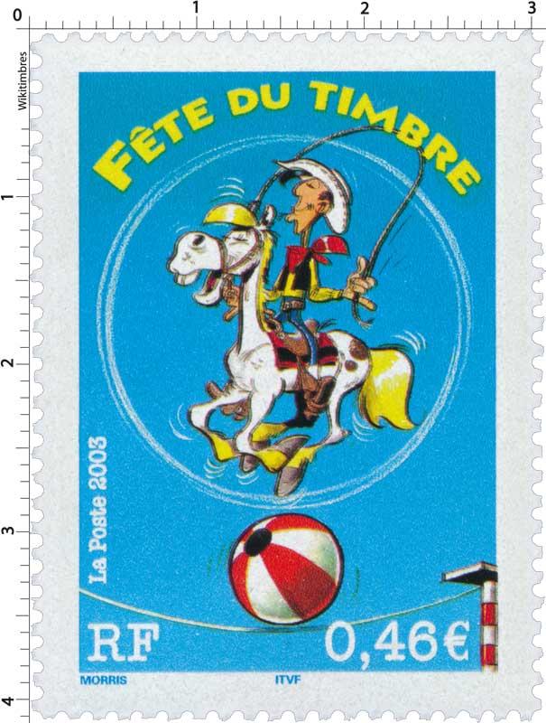 2003 FÊTE DU TIMBRE