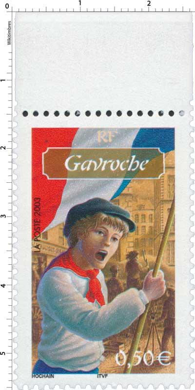 2003 Gavroche