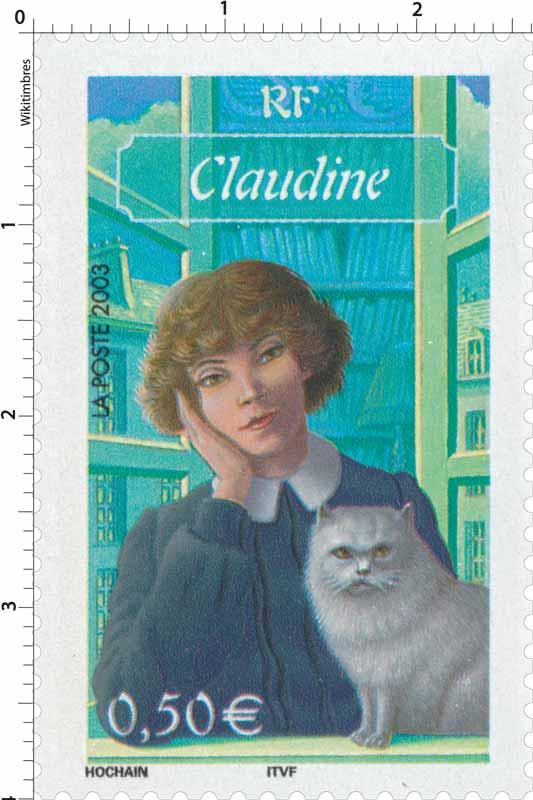 2003 Claudine
