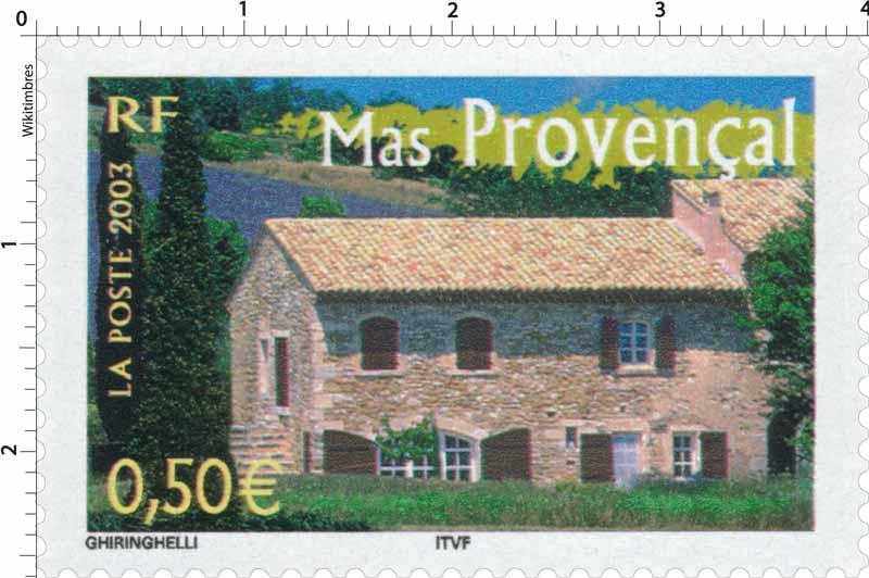 2003 Mas Provençal