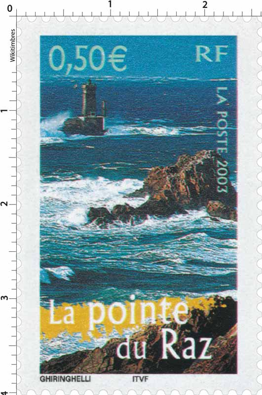 2003 La pointe du Raz
