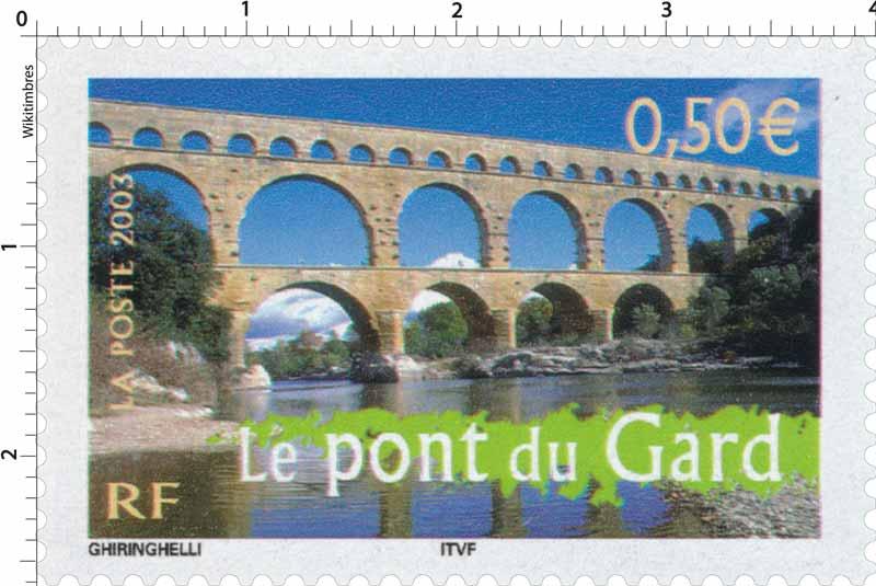 2003 Le pont du Gard