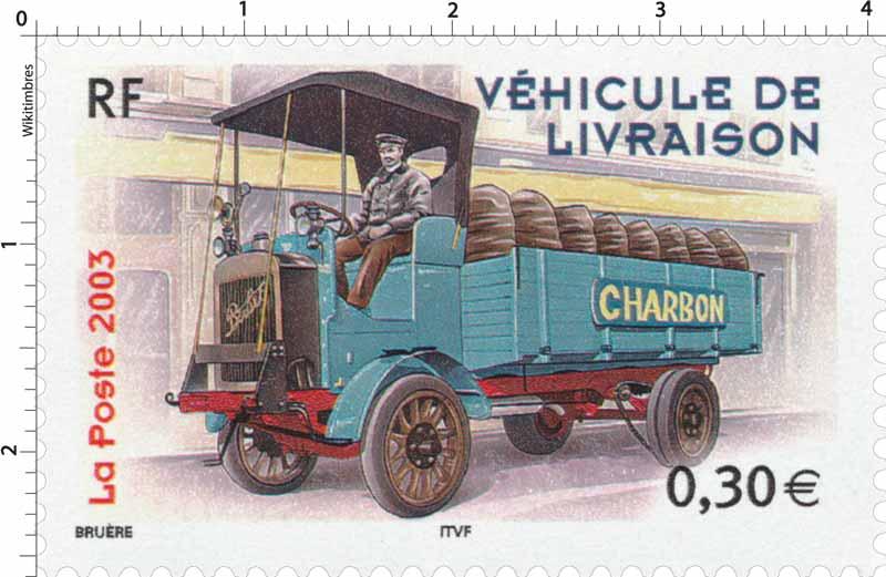 2003 VÉHICULE DE LIVRAISON