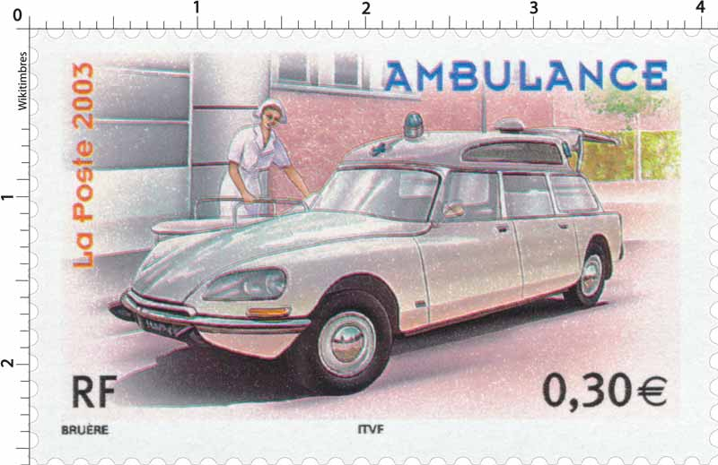 2003 AMBULANCE