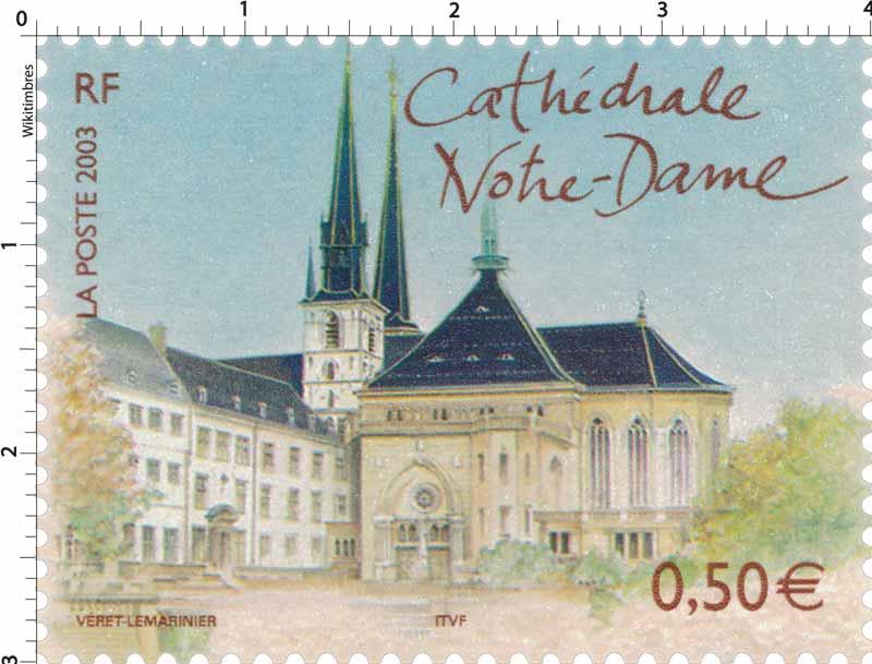 2003 Cathédrale Notre-Dame