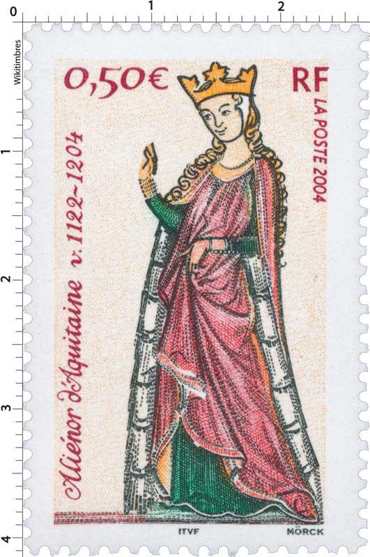 2004 Aliénor d'Aquitaine v. 1122-1204