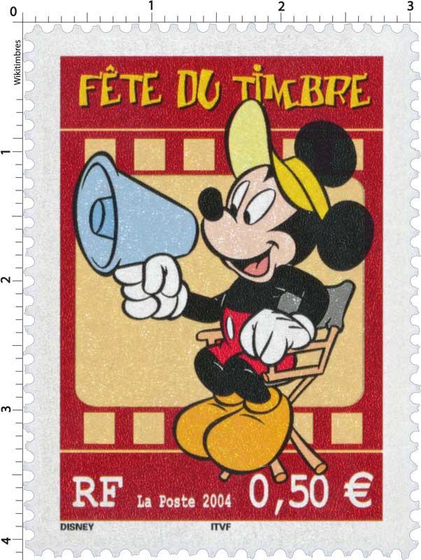 2004 FÊTE DU TIMBRE