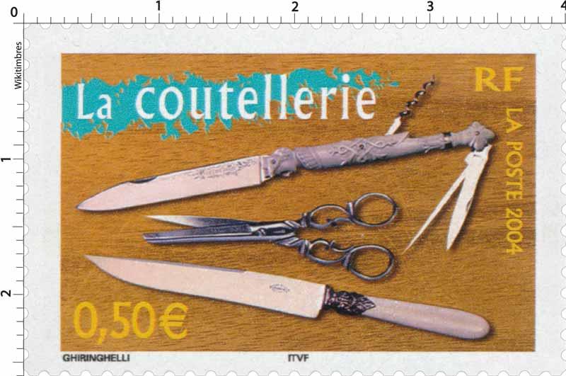 2004 La coutellerie