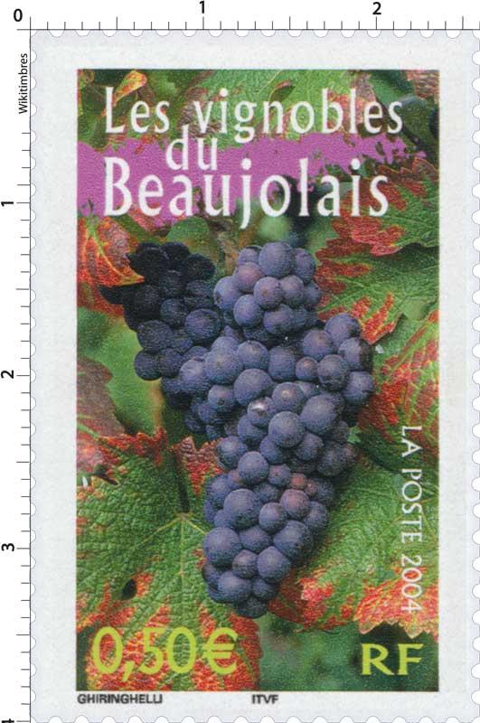 2004 Les vignobles du Beaujolais