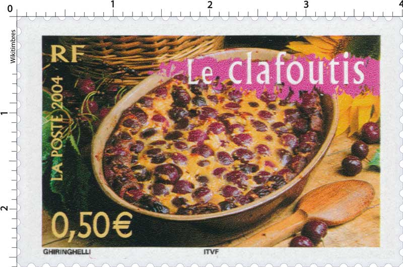2004 Le clafoutis