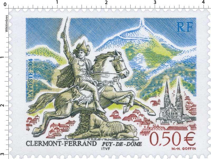 2004 CLERMONT-FERRAND PUY-DE-DÔME