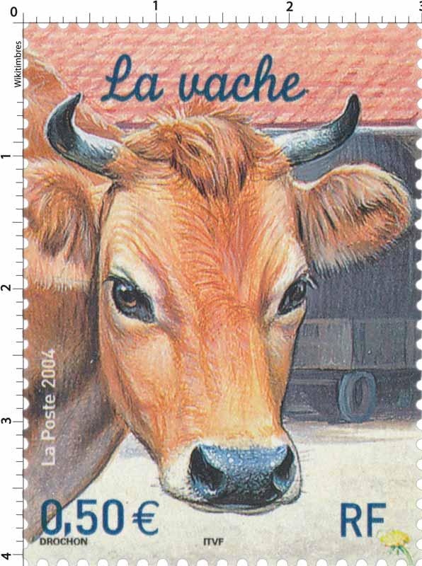 2004 La vache