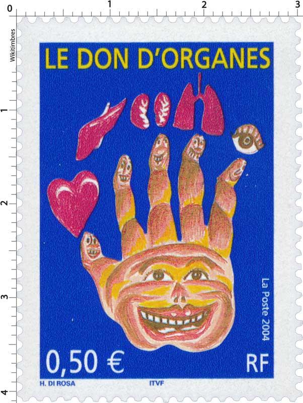 2004 LE DON D'ORGANES