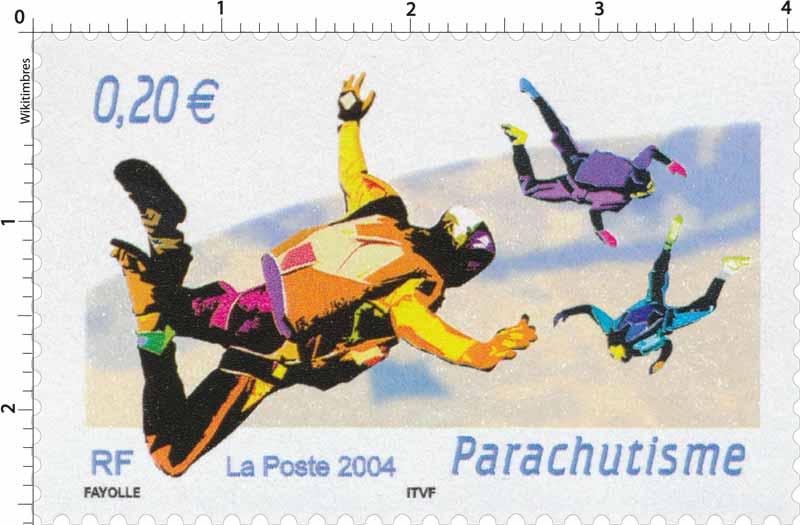 2004 Parachutisme