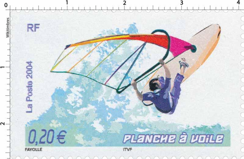 2004 PLANCHE A VOILE