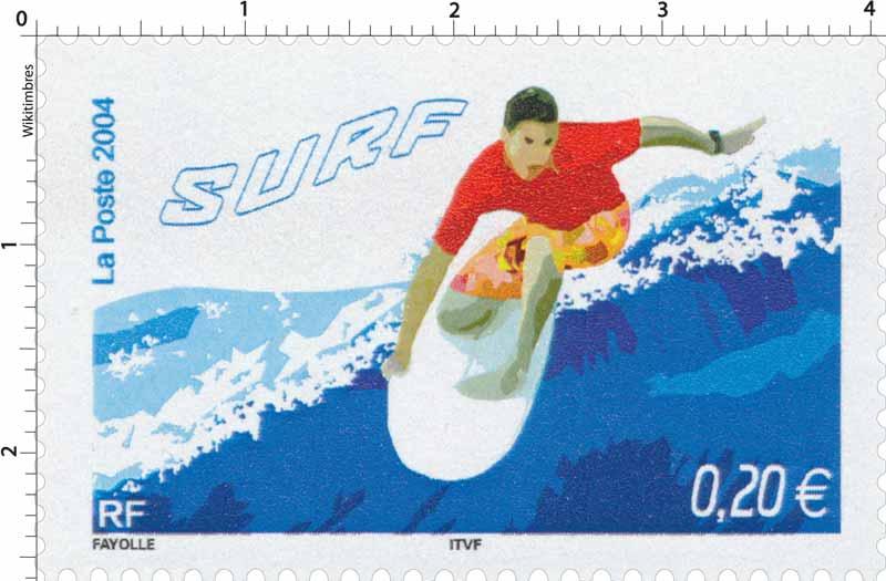 2004 SURF