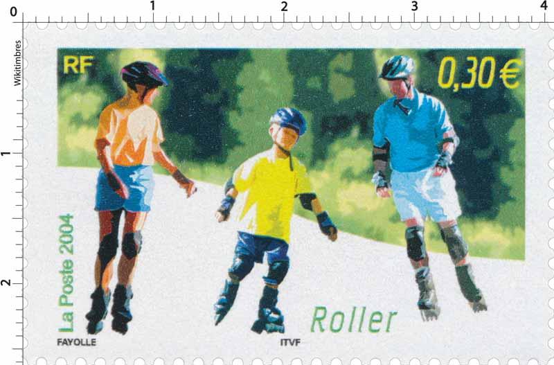 2004 Roller