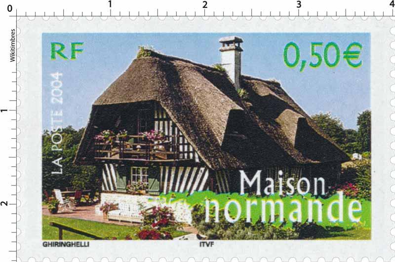 2004 Maison normande
