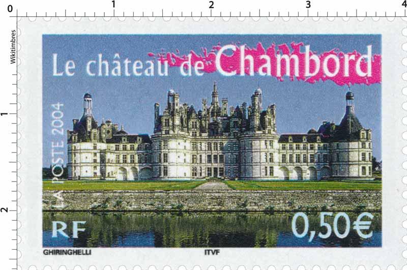 2004 Le Château de Chambord