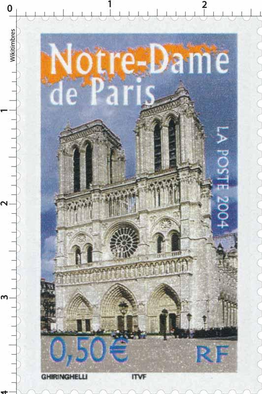 2004 Notre-Dame de Paris