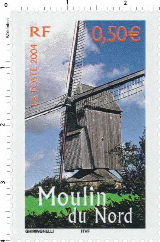 2004 Moulin du nord