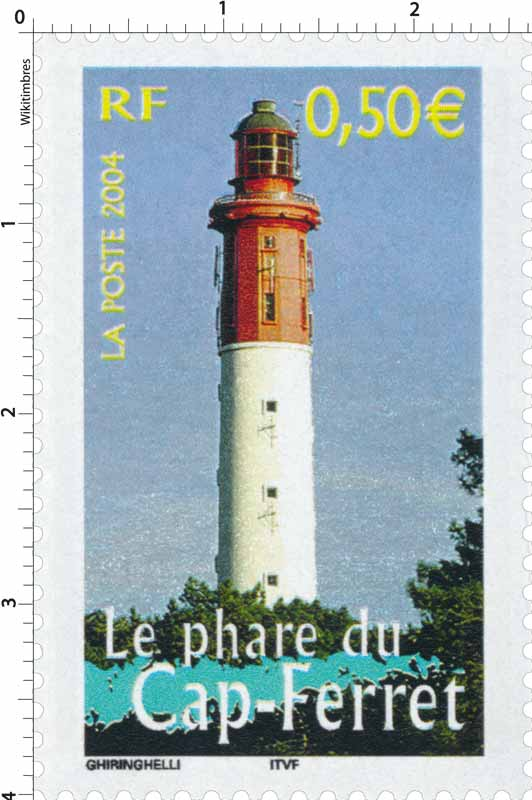 2004 Le phare du Cap-Ferret