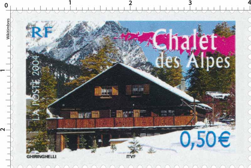 2004 Chalet des Alpes