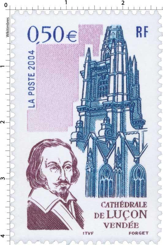 2004 CATHÉDRALE DE LUÇON VENDÉE